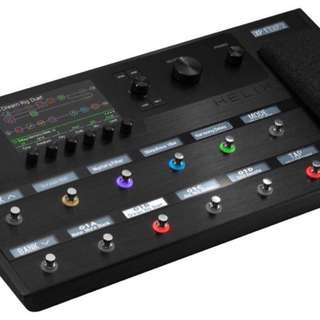 Line 6 Helix Multi-Effects Pedal