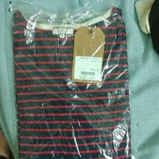 Aigle Men's Tee 間條男裝長袖衫 日本