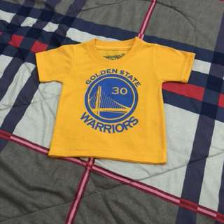 Golden State Baby T-Shirt (Curry #30)