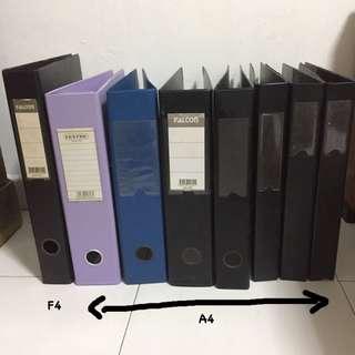 Arch Files