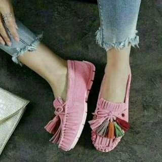 Sepatu Slop Pita N92