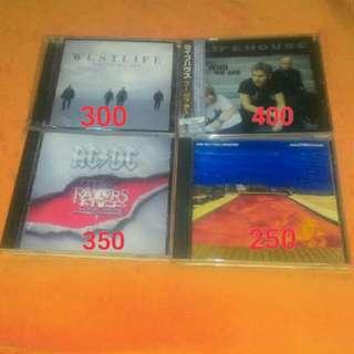 *CD's *