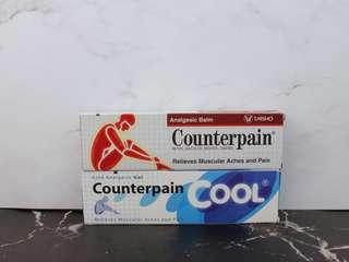Counterpain 冷熱按摩膏 60g