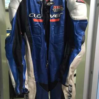 Racing Suit Clover RC100