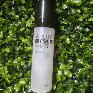 Clio Micro Fine Oil Control Fix Mist