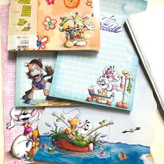 Diddle Memopads & Sheets