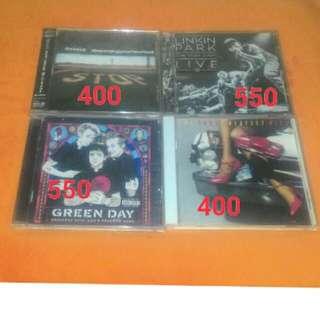 *CD's*