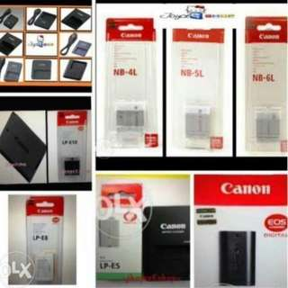Canon Lce8 Lc-e8 Charger