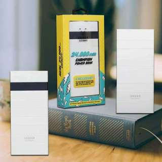 Jaguar Powerbank 24,000 MAH (Original & Europe Top 1 Powerbank) Order now! Comes with 4 months warranty
