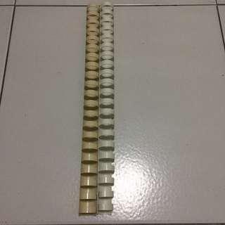 Plastic Comb / Ring Binder