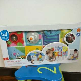 TAF baby got or play pen musical toy
