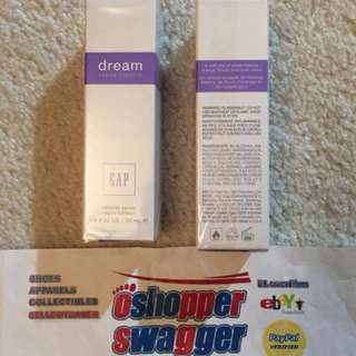 "GAP PERFUME 30ML Purple ""Dream"" Pink ""So Pink"" Blue ""Dream More"" SEALED"
