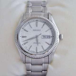 SEIKO superior watch sapphire crystal & 23 Jewel