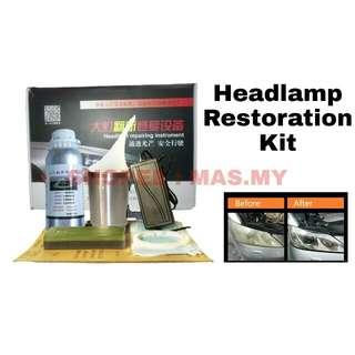 Headlamp Restoration Kit