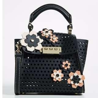 ZAC Zac Posen Eartha Hex Floral Kit Mini Top Handle