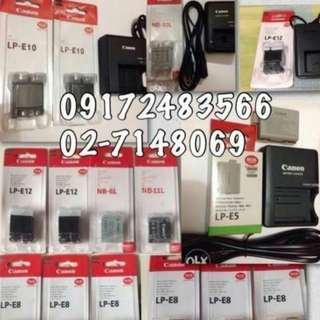Canon Lce10 Lc-e10 Charger