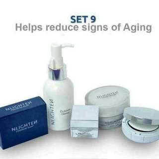 Nlighten Korean Skin Care Products
