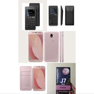 Samsung j7 pro pink