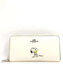 Coach Limited Edition Snoopy Wallet