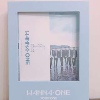 Wanna one 1st Album