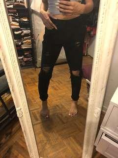 Forever 21 Boyfriend jeans