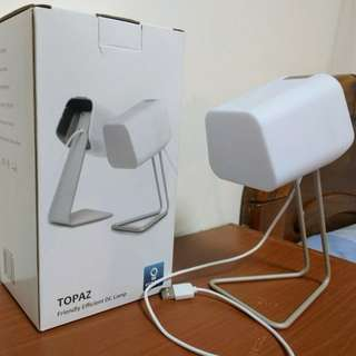 USB小夜燈/小檯燈  三段式觸控調光