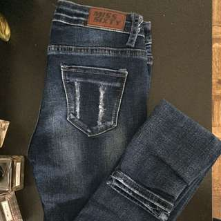 Miss Sixty skinny jeans - Made in Italy. Size 23 - fits like size 25