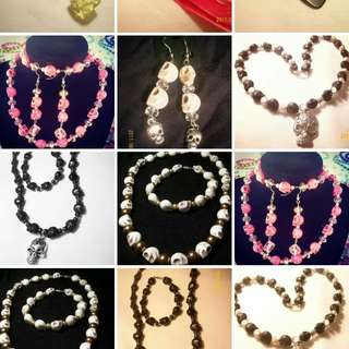 Jewelry and jewelry making supplies