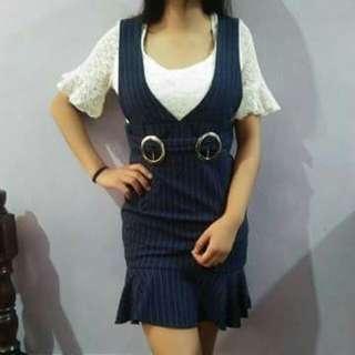 Jumper Style Dress