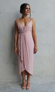 Evolution Bridesmaid Cleo Dress - Calico Rose