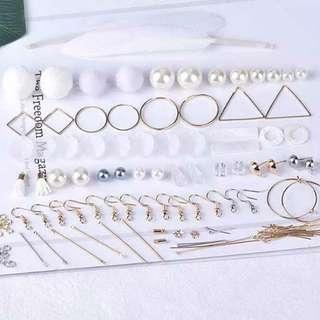 DIY earrings Handmade earrings