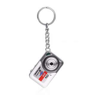HD Ultra Portable Mini Camera Video Recorder Digital Small Cam Support TF Card Micro Secure Digital Memory Card