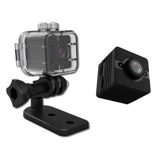 Latest SQ12 FHD 1080P Mini Camera Portable Mirco Recorder DVR Bike Online Digital Loop Video Camcorder