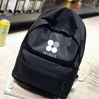 [BTS] Bangtan Sonyeondan Wings backpack bag