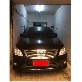 For Sale Toyota Kijang Innova 2.0 V Bensin