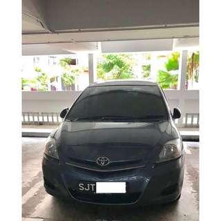 Toyota Vios 1.5 Auto J LX