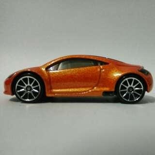 Hotwheels JDM Mitsubishi Eclipse Concept