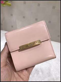 Cartier 漆皮 短銀包