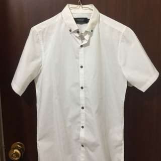 TOPMAN Shirt Slim-Fit like NEW