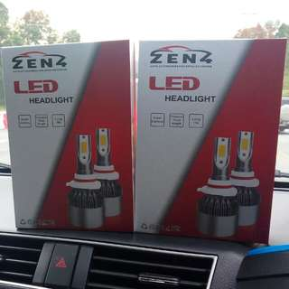 New Zen4 LED Bulbs