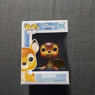 Disney Exclusive Bambi funko pop