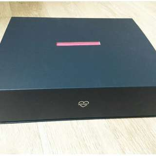 Incoming Readystock nuest 2nd love fanclub kit