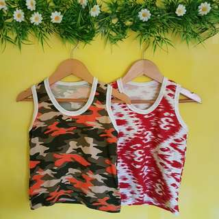 Buy 1 Take 1 Summer Sando for Kids-Boy
