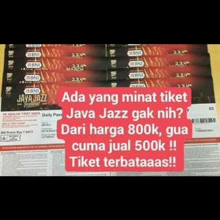 Java Jazz Festival JJF