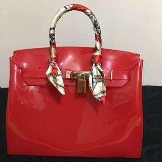 Beachkin Red Bag
