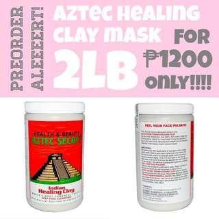 ‼️PREORDER‼️ AZTEC SECRET INDIAN HEALING CLAY MASK 2LB