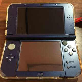 New 3ds XL 8 Games Pokemon Complete Accessories