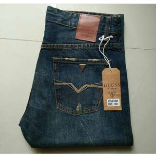 Jeans Guess Import made in Italy