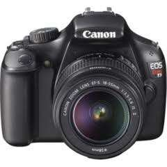 DSLR CANON REBEL T3 or 1100d