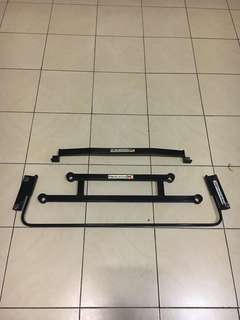 Underbrace Honda Freed GB3